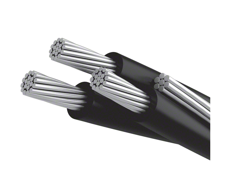 Insulator Conductor Cable : Cme service drop xlpe or pe insulated v aluminum